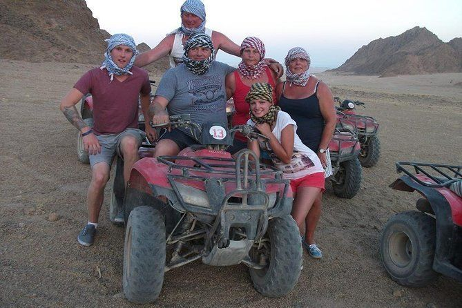Sand buggy safari