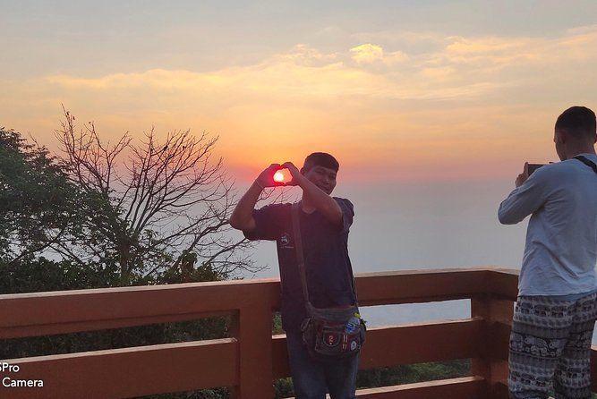 Wat Doi Suthep: Amazing Sunrise on Mountaintop & Stunning Chiangmai City Views