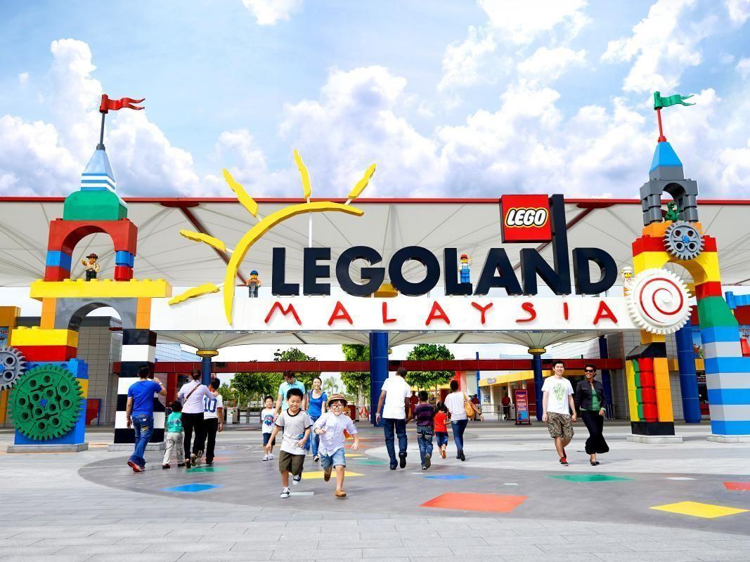 Legoland Malaysia Ticket from Singapore
