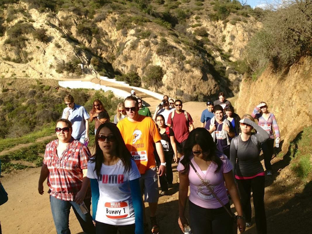 Morning Hollywood Hills Hike and Nature Guided Walk