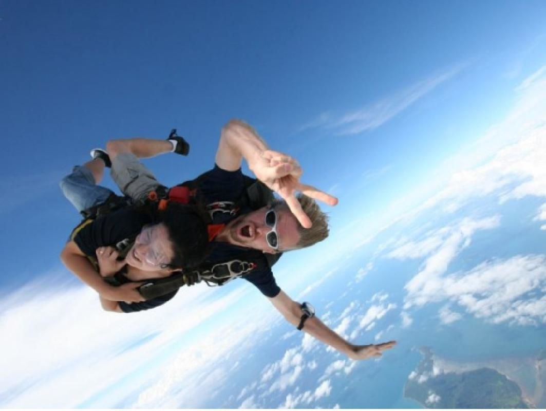 Skydiving Adventure Over Sydney and Wollongong
