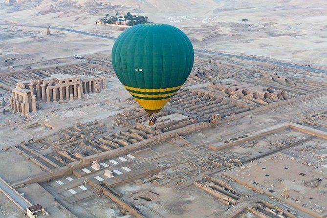 Enjoy Hot Air Balloon,Valley of the kings,Hatshepsut temple in Luxor