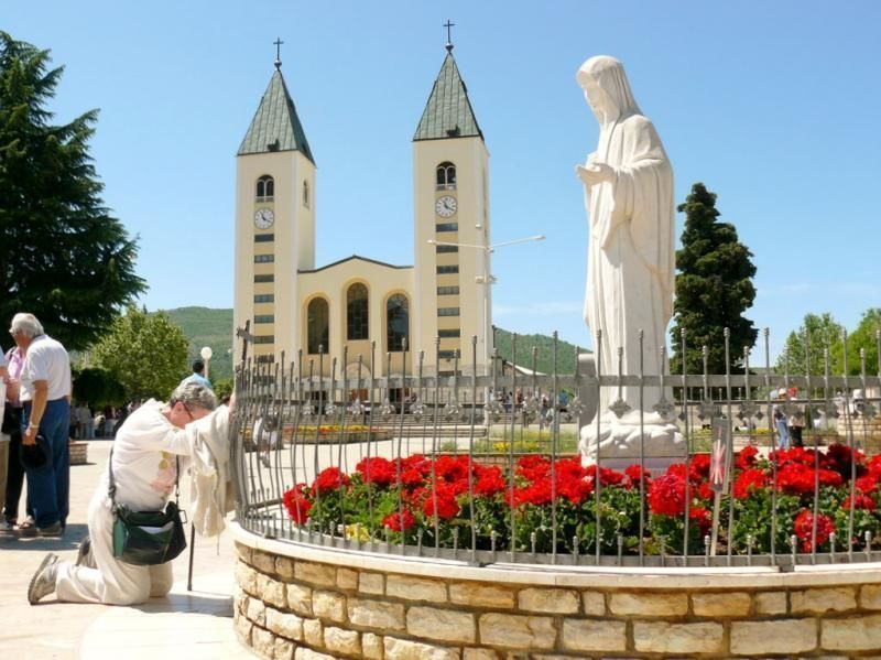 Trip Međugorje - The most important pilgrimage place in Herzegovina (private tour)