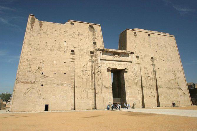 Visit a majestic temple of EDFU