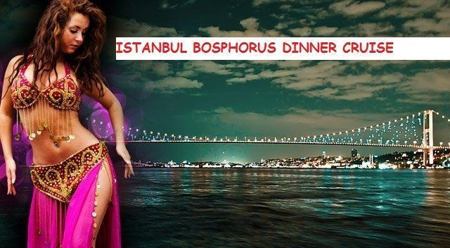 Istanbul Luxury Bosphorus Dinner Cruise and Show