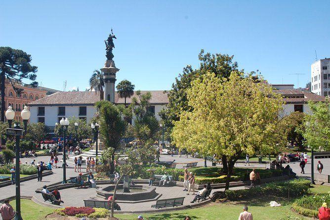 Quito City Tour Private