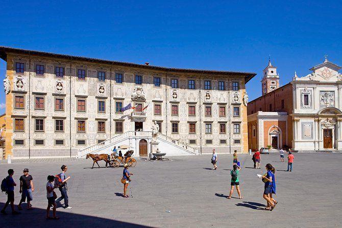 La Spezia Shore Excursion : Private Tour Pisa and Lucca
