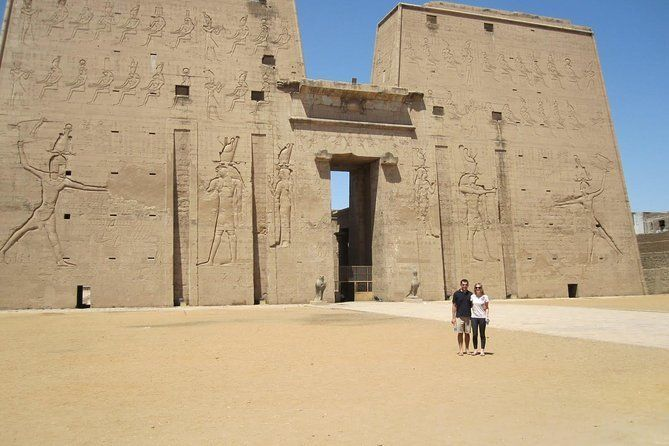 Day Tour Edfu & Kom Ombo Temples From Luxor By Vehicle