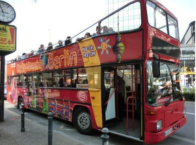 Berlin City Tour: Hop-On/Hop-Off Bus Tour - 24h and 48h ticket