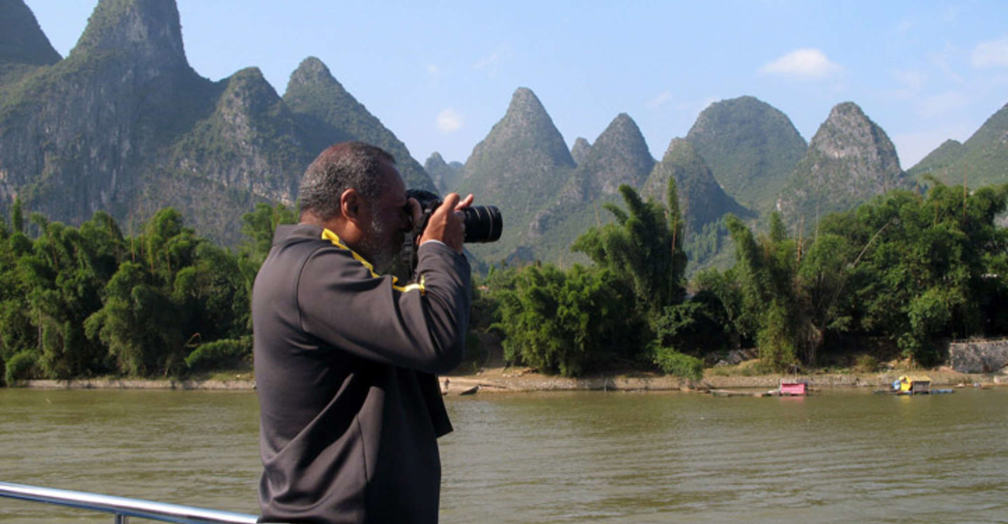 One Day Li River Cruise from Guilin to Yangshuo