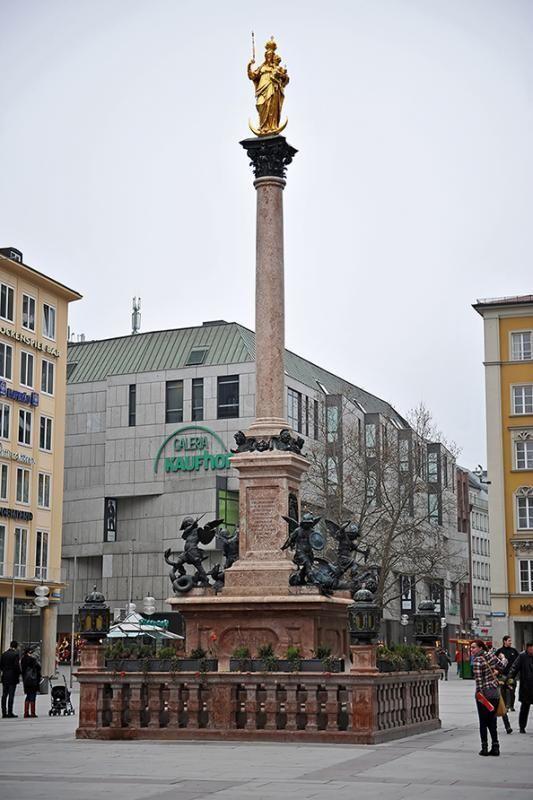 Walking tour Munich for beginners