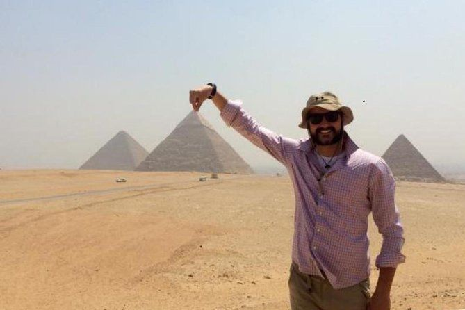 Overnight Cairo Tour from Hurghada by private car