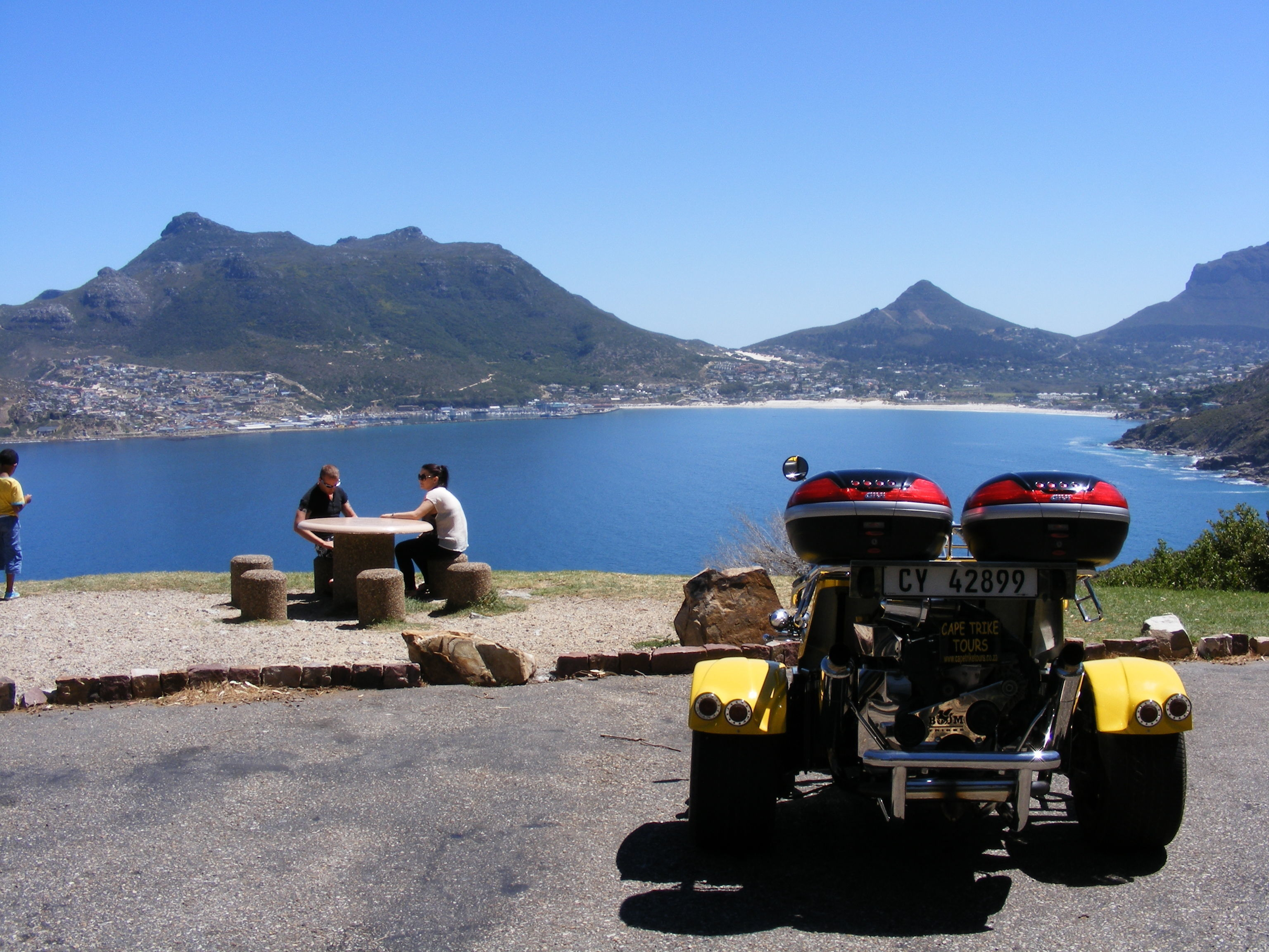 Cape Point & peninsula by trike.