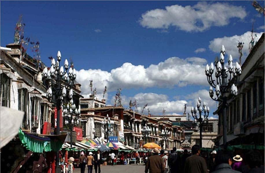 Tibet Highlights - 5 Days in Lhasa with Potala Place and Namtso