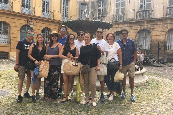 Aix en Provence & Marseille Tour