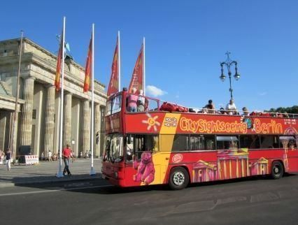 Berlin Hop-On/Hop-Off Bus Tour - 2 days, 3 routes