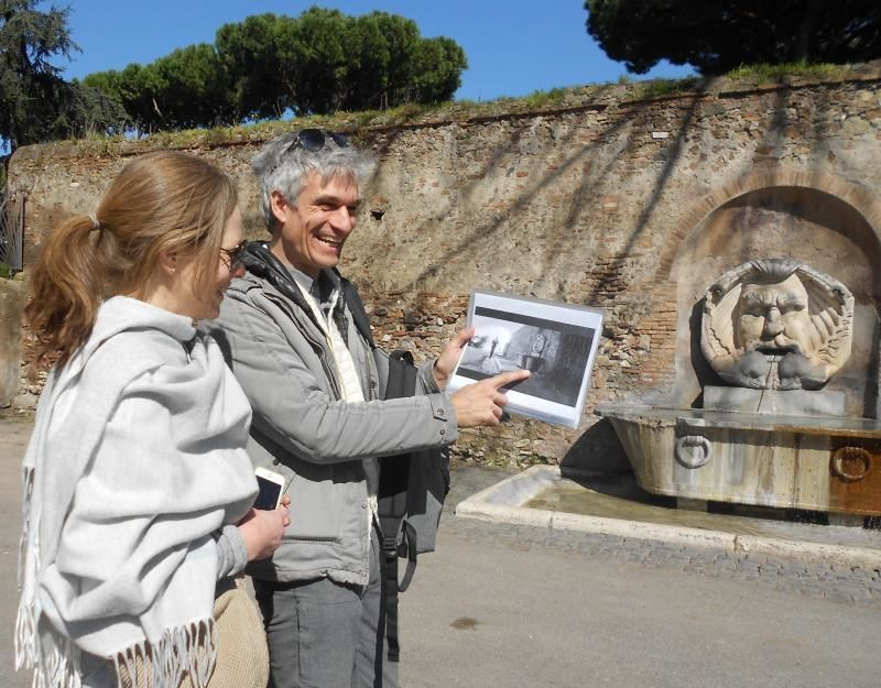 "Rome's Grande Bellezza Guided Tour in a Golf Car - ""The Great Beauty"