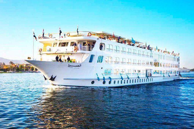 4-Day 3-Night Nile Cruise from Aswan