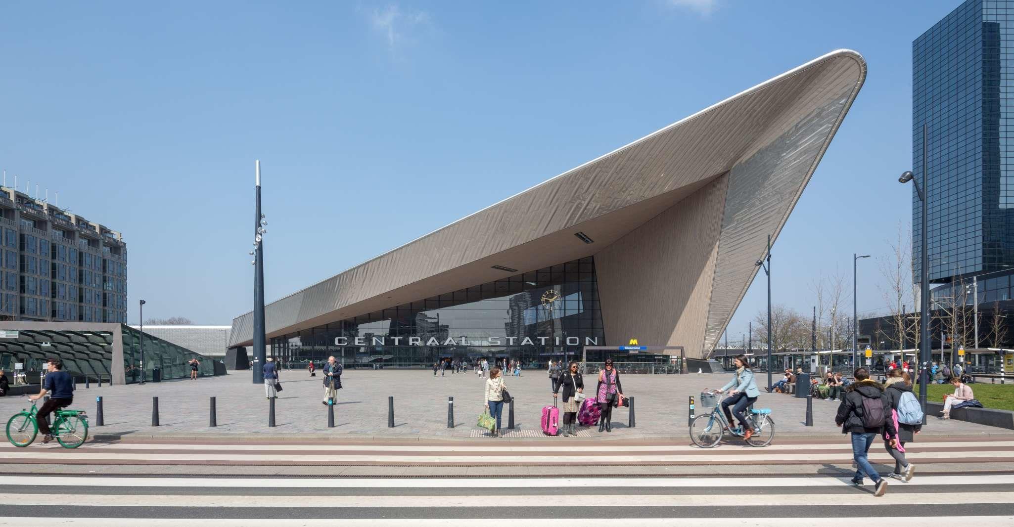 Rotterdam Architecture Walking Tour
