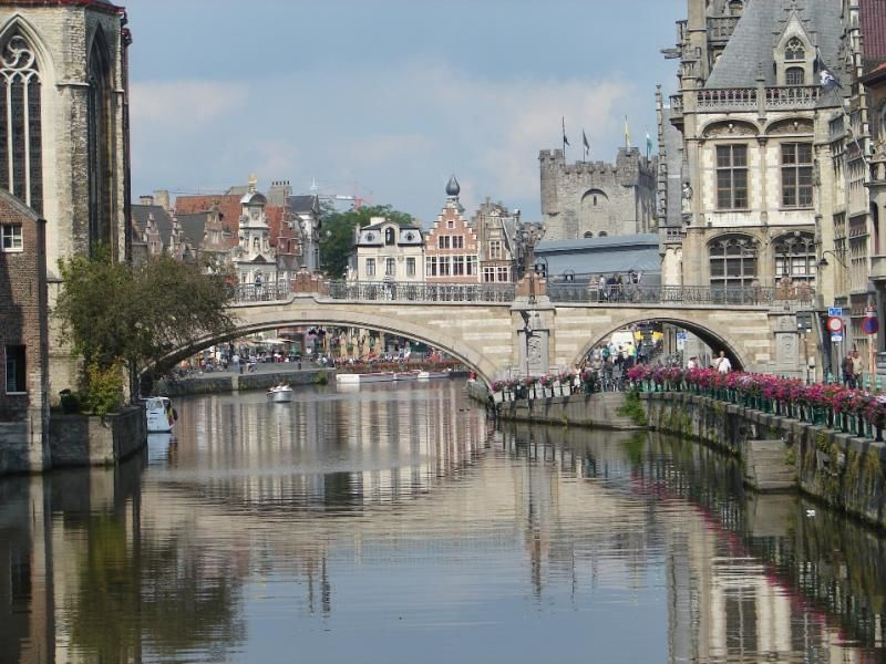City tour Ghent - colourful and authentic city