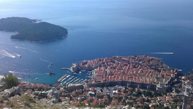 Trip to Dubrovnik  the Pearl of the Adriatic Sea