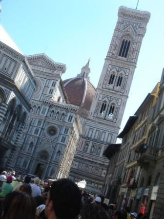 Guided city tour Florence plus Uffizi