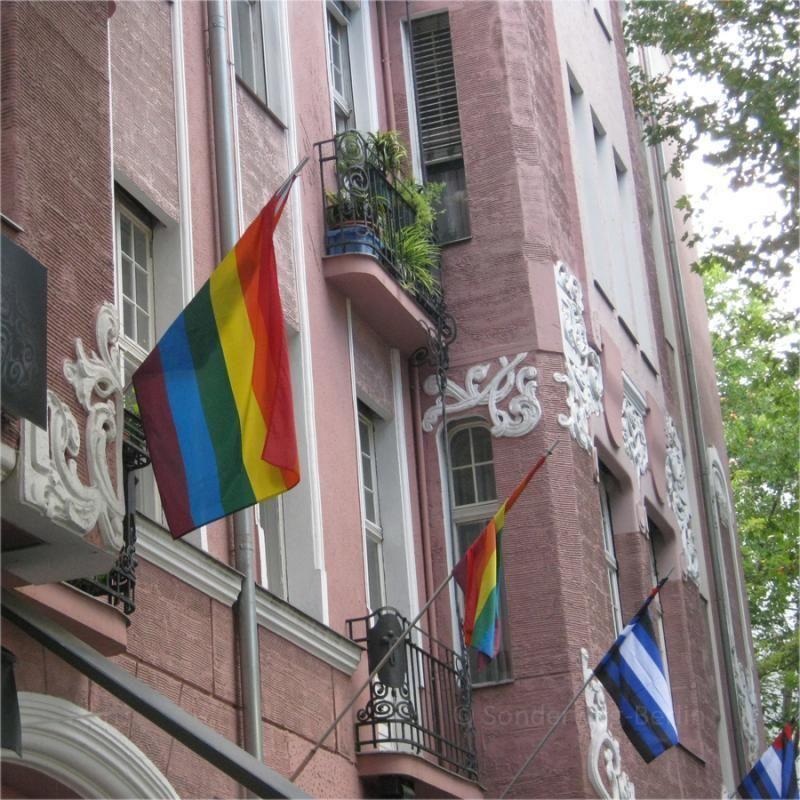 City tour Berlin: Queer through Schöneberg