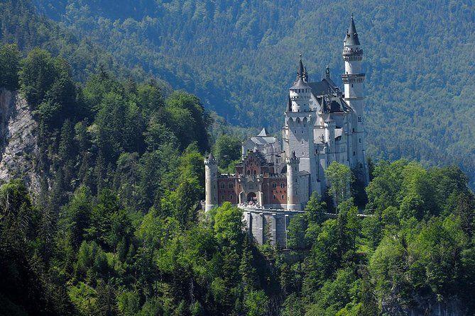Full-Day Bavarian Castles Tour from Fussen