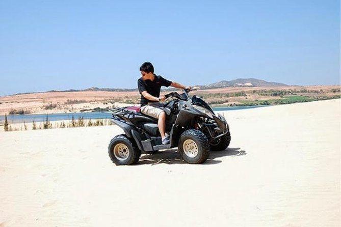 Mui Ne Sand Dunes   Private Jeep Starting 18 Usd