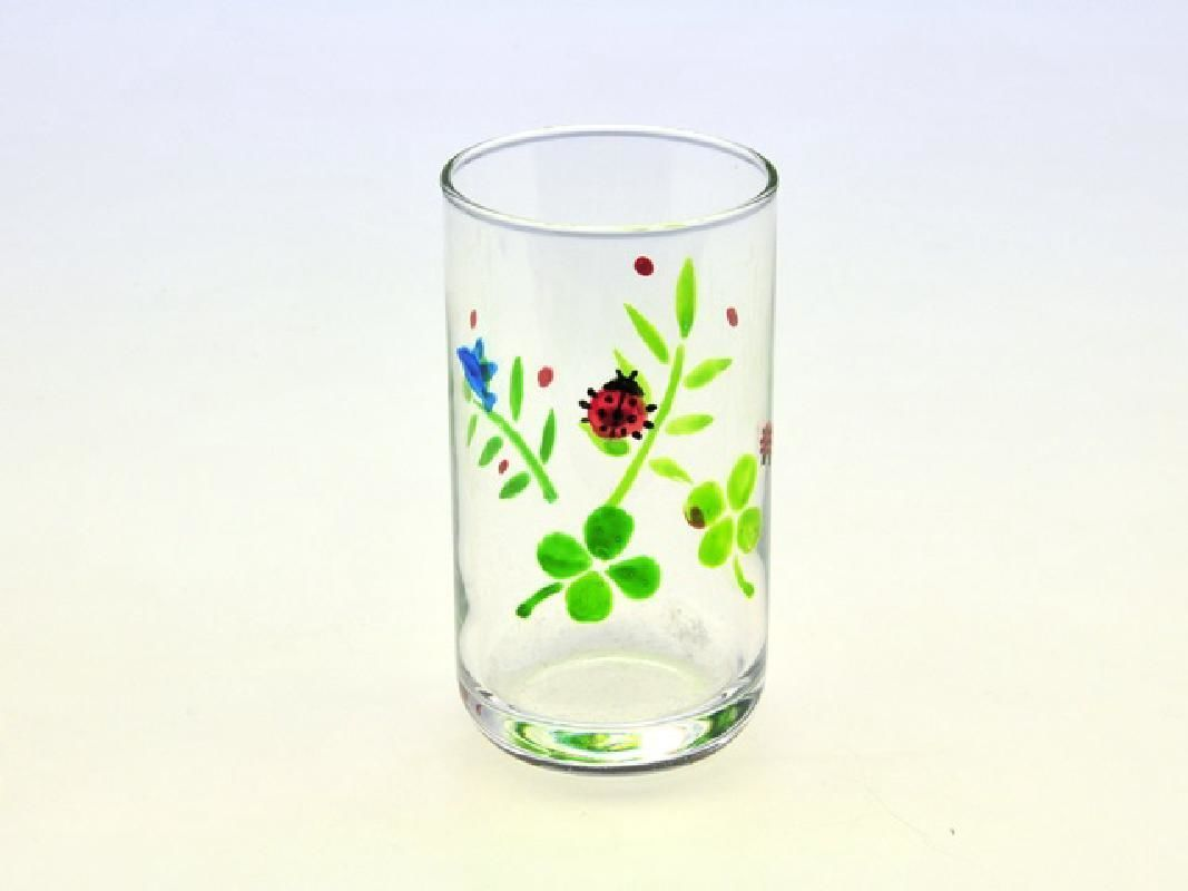 All Ages Short Glassware Painting Workshop in Minakami