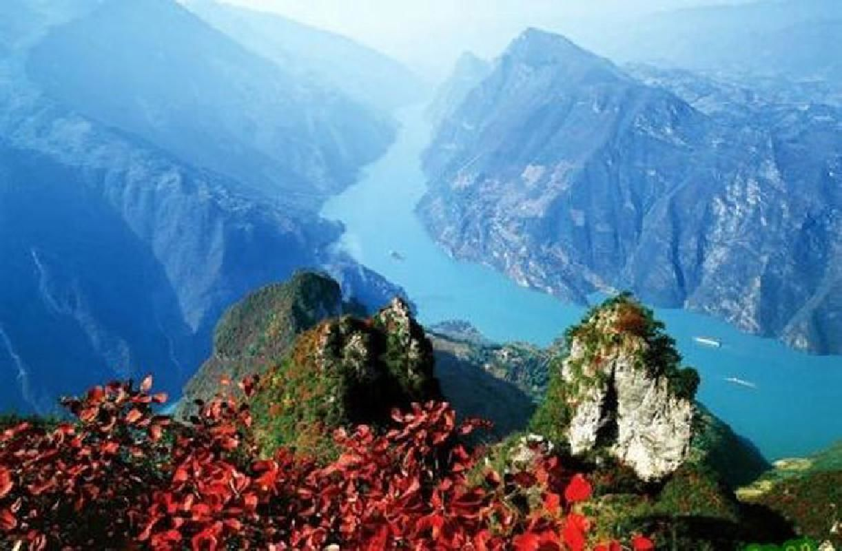 Yangtze Three Gorges 4 Day River Cruise from Chongqing to Yichang