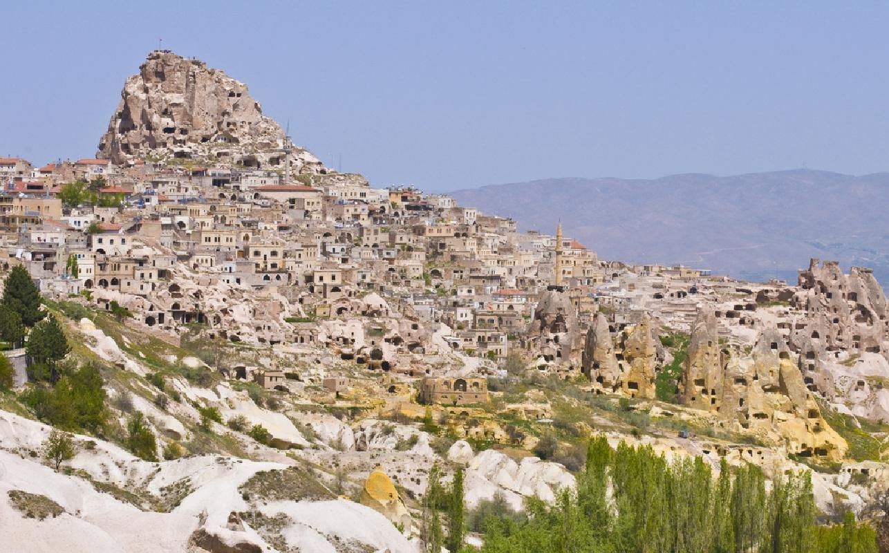 Cappadocia Full-Day Tour from Istanbul with Roundtrip Flights