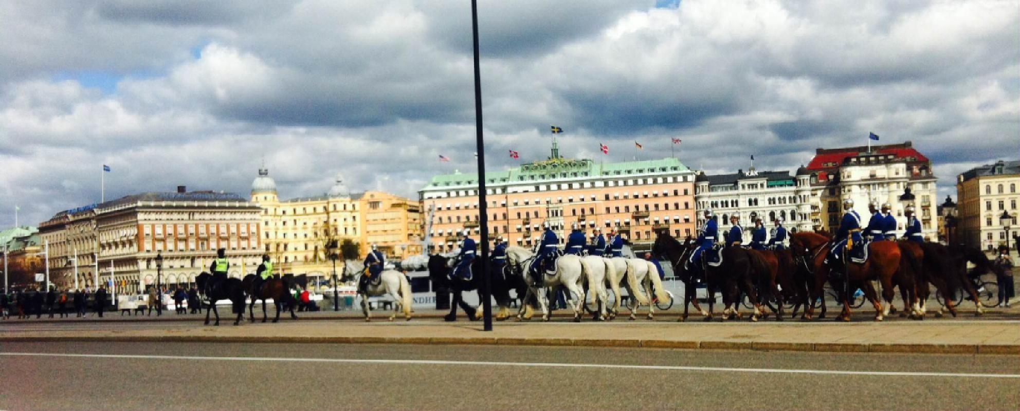 Stockholm Swedish Cuisine Food Tasting and Walking Tour