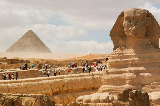 Day trip to the Pyramids and Nile Cruise Lunch from Alexandria port