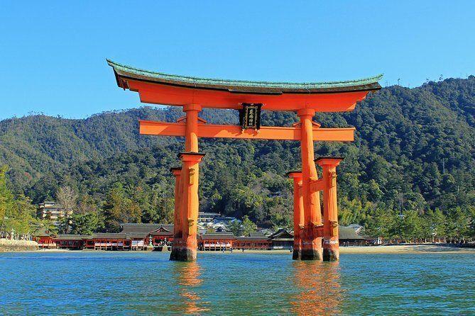 Hiroshima & Miyajima 1-Day Tour from Hiroshima