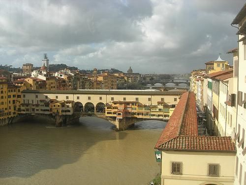 Walking Tour of the Historical Center and Close encounter at the Uffizi