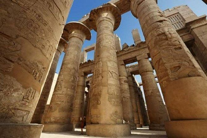 Luxor with private car and private tour guide from EL Gouna
