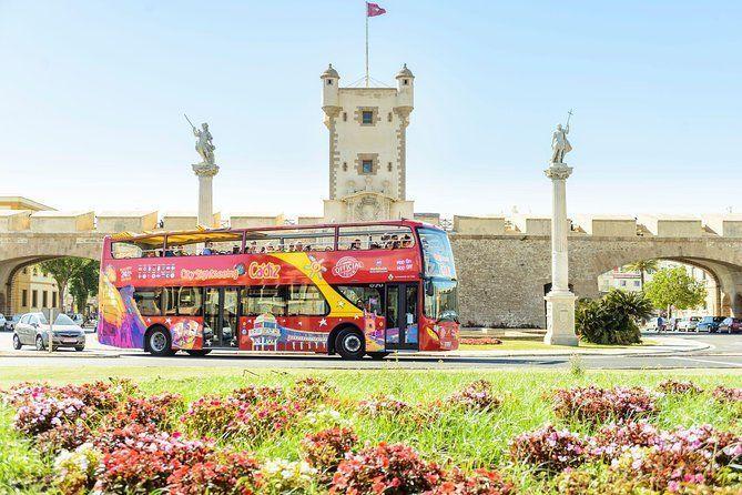 City Sightseeing Cadiz Hop-On Hop-Off Bus Tour