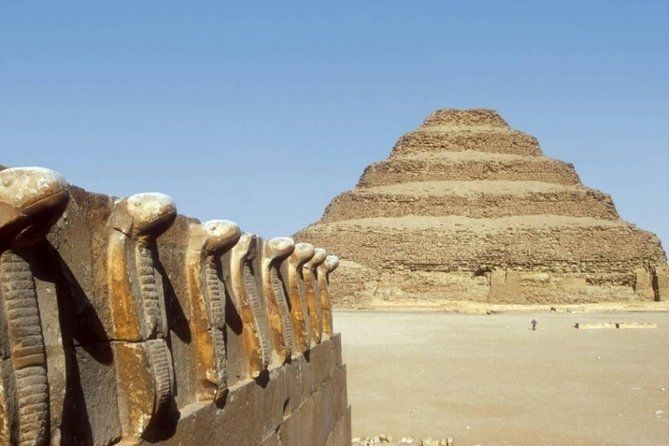 2-Day Private Tour from Hurghada to Cairo and Luxor