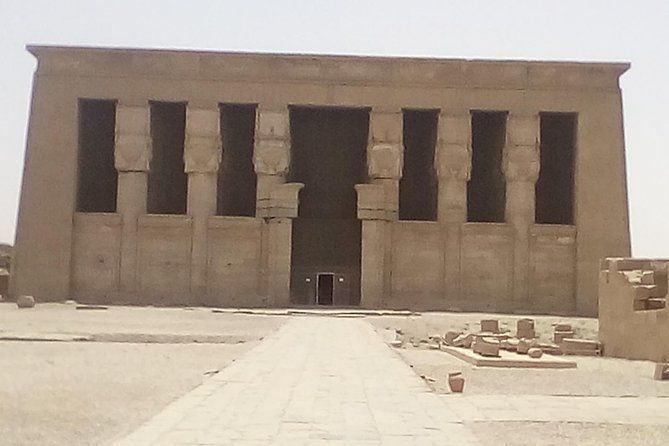 Tour of temple of Danderah