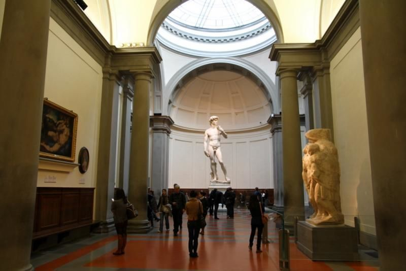 Museum Accademia with Michelangelo's DAVID and exclusive entrance