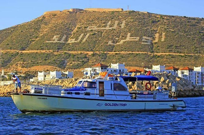 Agadir Boat trip and Fishing