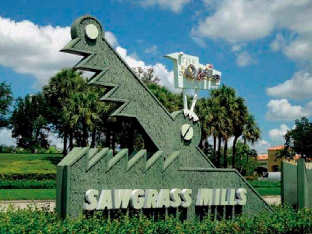 Miami Sawgrass Mills Outlet Shopping Tour with Hotel Transfers