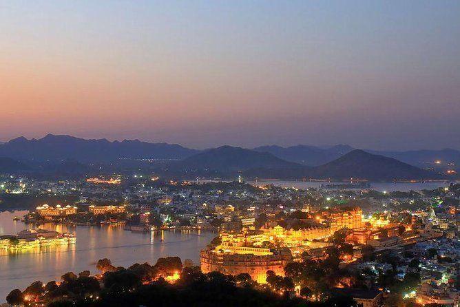 Udaipur Under the Stars - Night Walk Tour