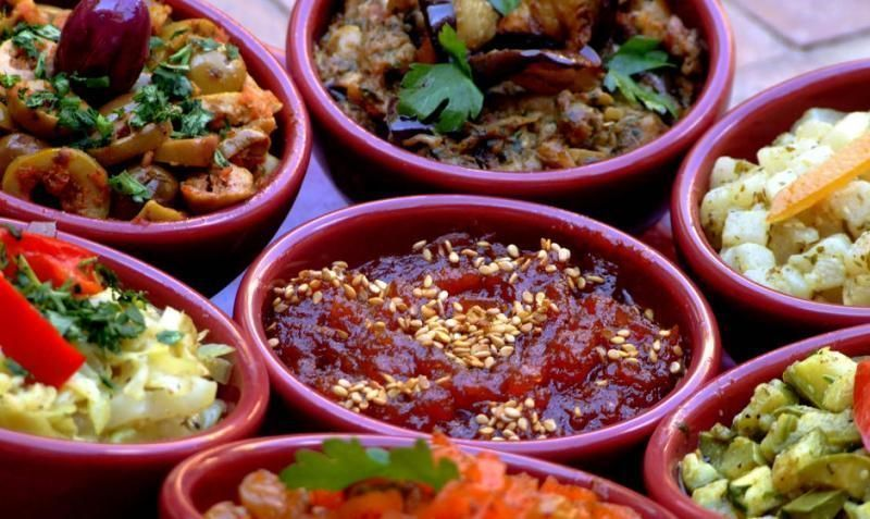 Culinary tour in Tangier - Moroccan cooking course