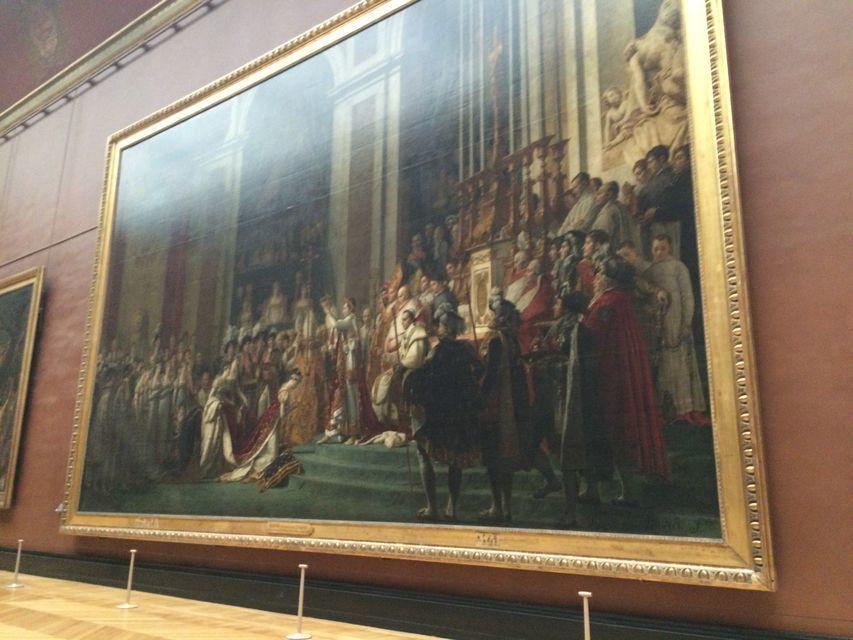 Louvre by Night: Art Museum & Wine Cellar Tour