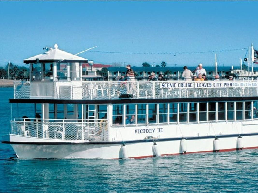 Full Day Historic St. Augustine Tour & Scenic Boat Cruise