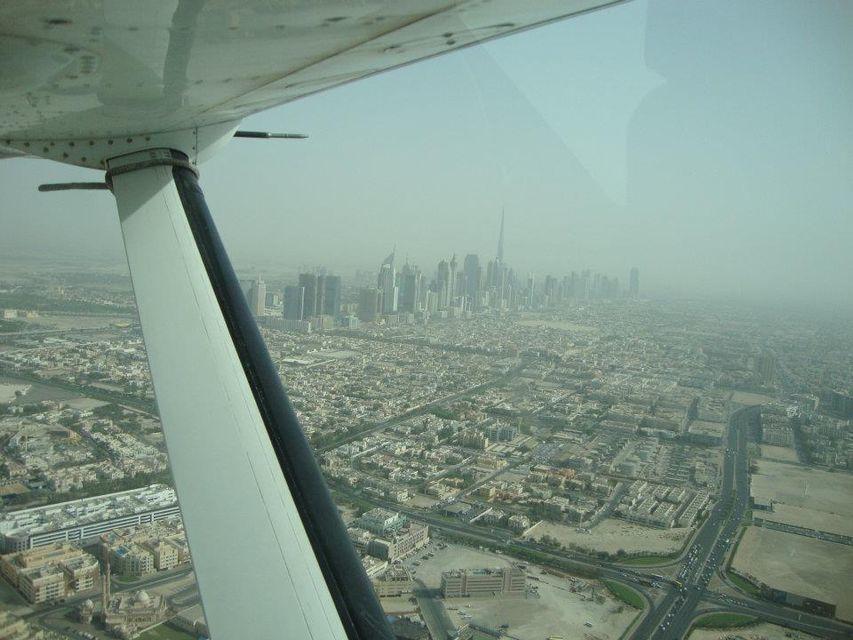Dubai Seaplane Flyover - Burj al Arab, Burj Khalifa, & More