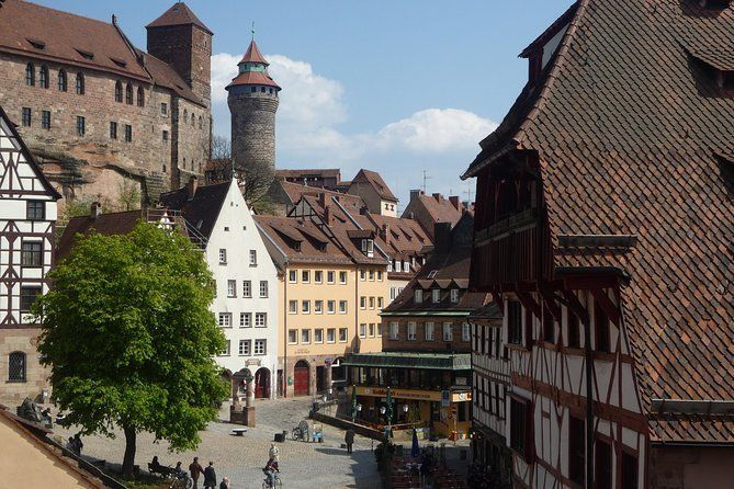 Nuremberg Old Town and Nazi Party Rally Grounds Walking Tour in English