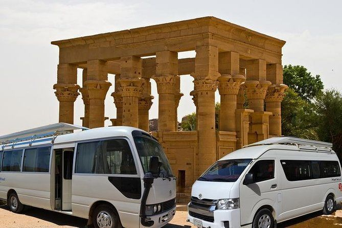 Private Transfer from Hurghada to Aswan Hotels